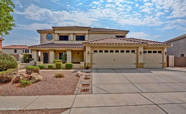 28411 N 33RD Avenue, Phoenix, AZ 85083 (MLS #6268837) :: TIBBS Realty