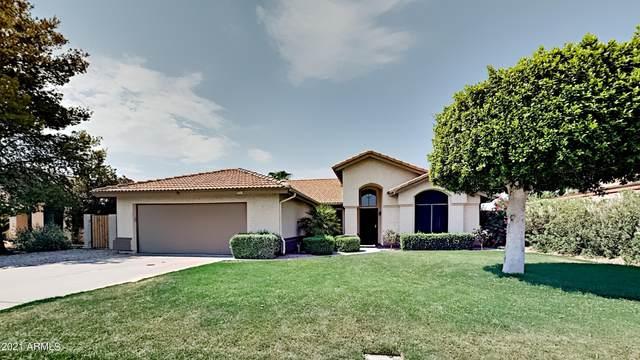 5418 E Emerald Avenue, Mesa, AZ 85206 (MLS #6268840) :: Devor Real Estate Associates