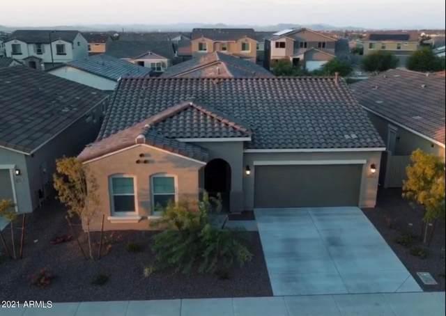 21167 W Cypress Street, Buckeye, AZ 85396 (MLS #6268844) :: Yost Realty Group at RE/MAX Casa Grande