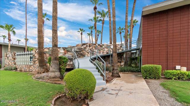 6805 E 2ND Street #8, Scottsdale, AZ 85251 (MLS #6268848) :: The Copa Team | The Maricopa Real Estate Company