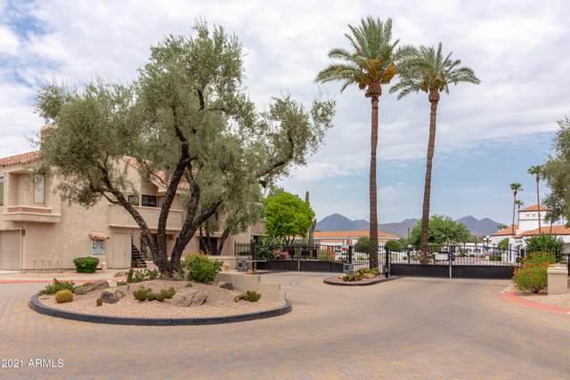 10115 E Mountain View Road #2005, Scottsdale, AZ 85258 (MLS #6268855) :: Executive Realty Advisors