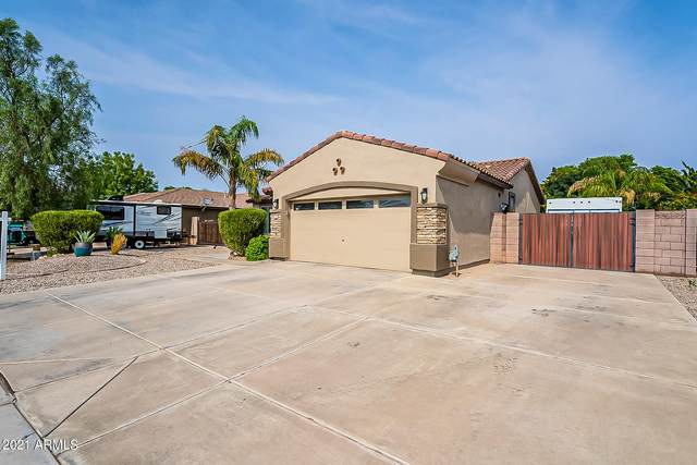 2241 S Portland Avenue, Gilbert, AZ 85295 (MLS #6268870) :: The Daniel Montez Real Estate Group