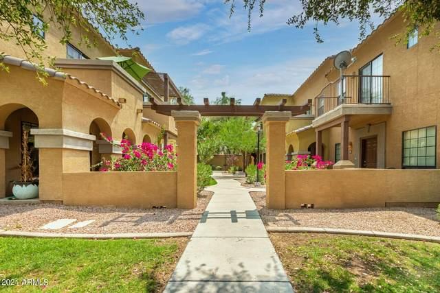 1702 E Bell Road #118, Phoenix, AZ 85022 (MLS #6268875) :: Yost Realty Group at RE/MAX Casa Grande