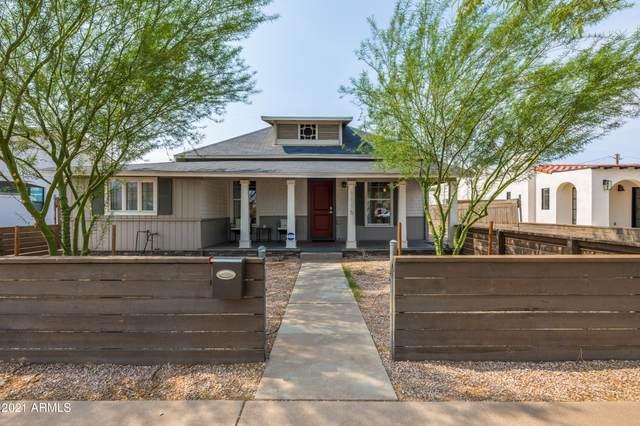 1115 E Fillmore Street, Phoenix, AZ 85006 (MLS #6268882) :: Yost Realty Group at RE/MAX Casa Grande
