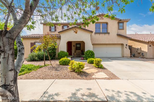19860 S 198th Street, Queen Creek, AZ 85142 (MLS #6268883) :: Openshaw Real Estate Group in partnership with The Jesse Herfel Real Estate Group