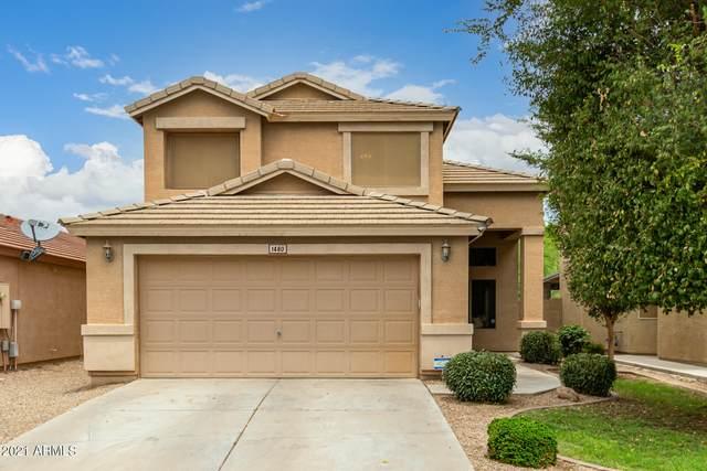 1480 E Leslie Avenue, San Tan Valley, AZ 85140 (MLS #6268891) :: The Copa Team | The Maricopa Real Estate Company
