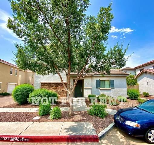 4732 E Laurel Avenue, Gilbert, AZ 85234 (MLS #6268892) :: Yost Realty Group at RE/MAX Casa Grande