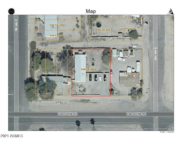 204 E Baseline Road, Buckeye, AZ 85326 (#6268894) :: Long Realty Company