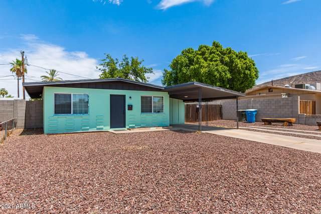 2236 W Sierra Street, Phoenix, AZ 85029 (MLS #6268905) :: The Daniel Montez Real Estate Group