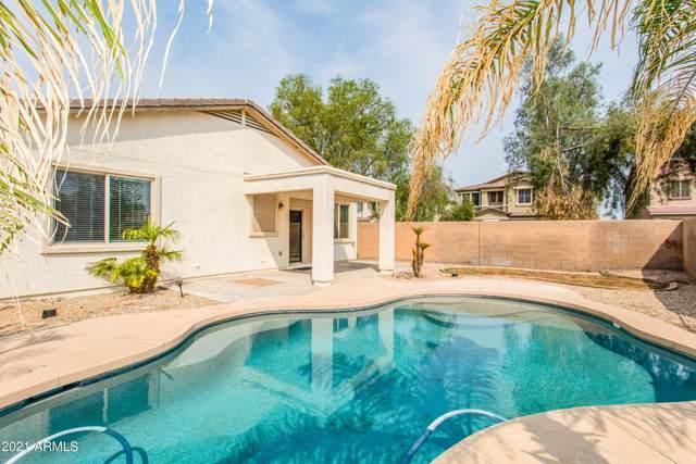 1117 E Crimm Road, San Tan Valley, AZ 85143 (MLS #6268925) :: The Copa Team | The Maricopa Real Estate Company