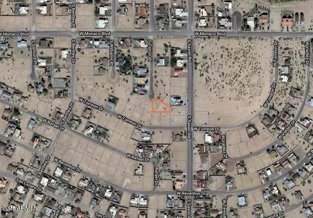 15581 S Tipton Place, Arizona City, AZ 85123 (MLS #6268926) :: Yost Realty Group at RE/MAX Casa Grande