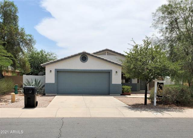 1207 W Prior Avenue, Coolidge, AZ 85128 (MLS #6268927) :: Keller Williams Realty Phoenix