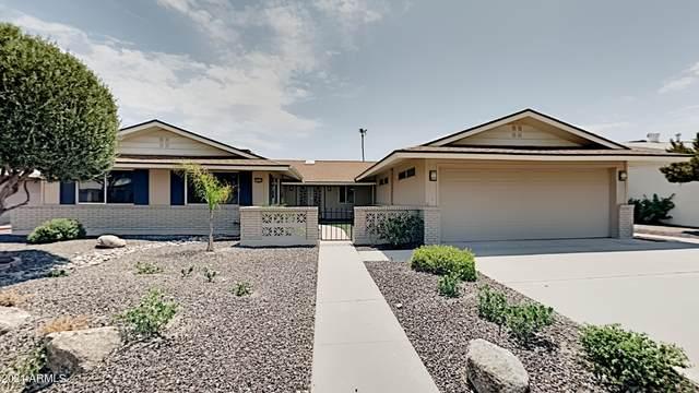 10930 W Saratoga Circle, Sun City, AZ 85351 (MLS #6268935) :: Executive Realty Advisors