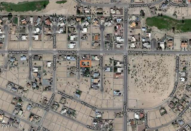 15465 S Williams Place, Arizona City, AZ 85123 (MLS #6268938) :: Yost Realty Group at RE/MAX Casa Grande