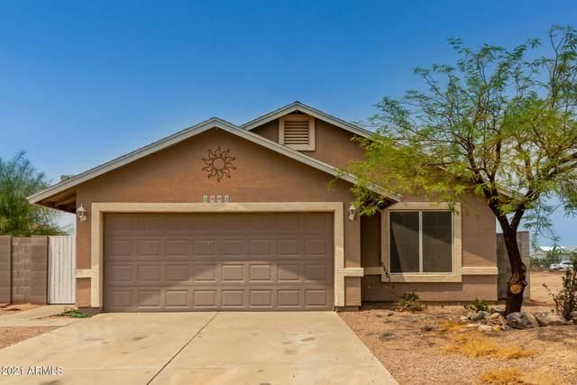 8998 W Pineveta Drive, Arizona City, AZ 85123 (MLS #6268950) :: Yost Realty Group at RE/MAX Casa Grande