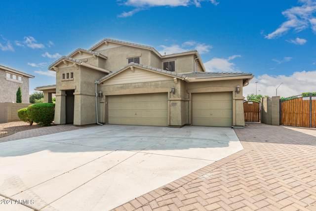 15668 N 178TH Drive, Surprise, AZ 85388 (MLS #6268951) :: Yost Realty Group at RE/MAX Casa Grande