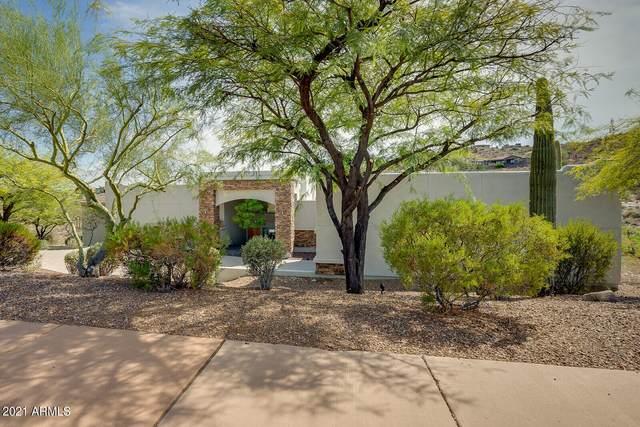 15131 E Westridge Drive, Fountain Hills, AZ 85268 (MLS #6268953) :: Executive Realty Advisors