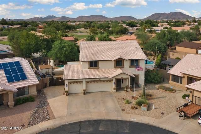 18026 N 63RD Lane, Glendale, AZ 85308 (MLS #6268954) :: Yost Realty Group at RE/MAX Casa Grande