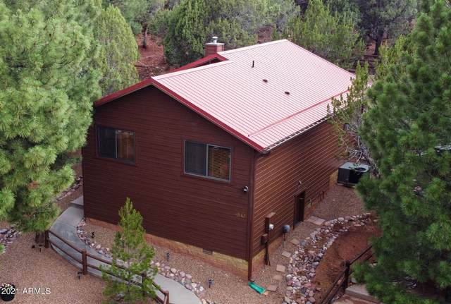 4840 W Cottage Loop, Show Low, AZ 85901 (MLS #6268955) :: Openshaw Real Estate Group in partnership with The Jesse Herfel Real Estate Group
