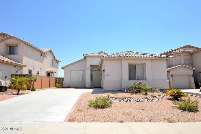 3555 N 296TH Drive, Buckeye, AZ 85396 (MLS #6268958) :: Balboa Realty