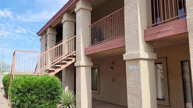 1440 N Idaho Road #1044, Apache Junction, AZ 85119 (MLS #6268964) :: Yost Realty Group at RE/MAX Casa Grande