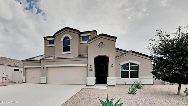 874 W Santa Gertrudis Trail, San Tan Valley, AZ 85143 (MLS #6268965) :: The Copa Team | The Maricopa Real Estate Company