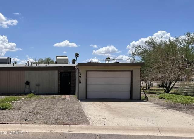 13918 S Berwick Road A, Arizona City, AZ 85123 (MLS #6268967) :: Executive Realty Advisors