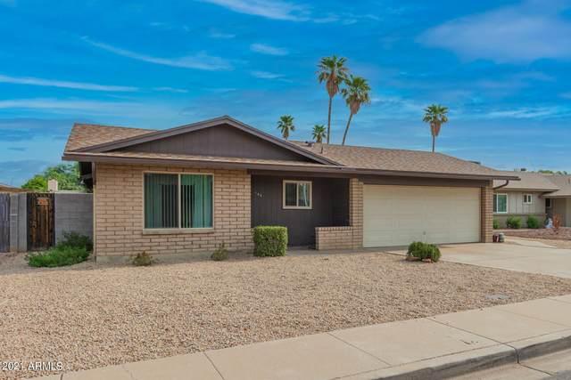 144 E Jasmine Street, Mesa, AZ 85201 (MLS #6268973) :: Yost Realty Group at RE/MAX Casa Grande