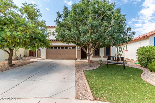 36232 W Olivo Street, Maricopa, AZ 85138 (MLS #6268980) :: Openshaw Real Estate Group in partnership with The Jesse Herfel Real Estate Group
