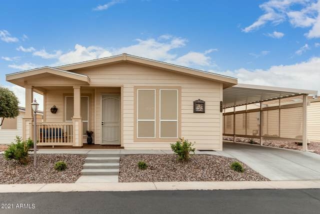 3301 S Goldfield Road #4055, Apache Junction, AZ 85119 (MLS #6268993) :: Yost Realty Group at RE/MAX Casa Grande