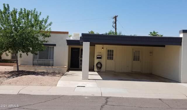 1738 E Gaylon Drive, Tempe, AZ 85282 (MLS #6268994) :: Keller Williams Realty Phoenix