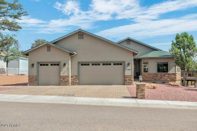 1208 E Heather Court, Payson, AZ 85541 (MLS #6268995) :: Openshaw Real Estate Group in partnership with The Jesse Herfel Real Estate Group