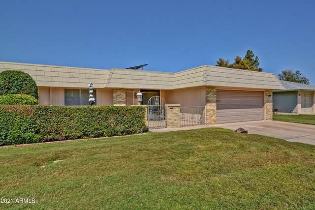 15622 N Lakeforest Drive, Sun City, AZ 85351 (MLS #6268997) :: Elite Home Advisors