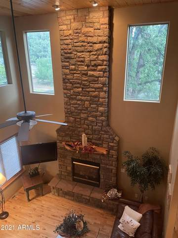 3674 W Rustler Drive #58, Pinetop, AZ 85935 (MLS #6268998) :: Openshaw Real Estate Group in partnership with The Jesse Herfel Real Estate Group