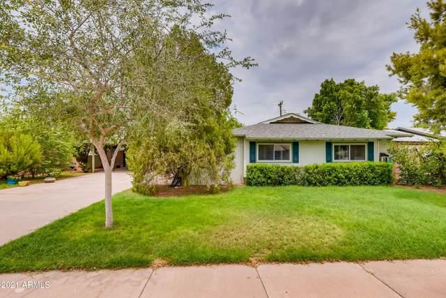 8626 E Thornwood Drive, Scottsdale, AZ 85251 (MLS #6269000) :: The Laughton Team