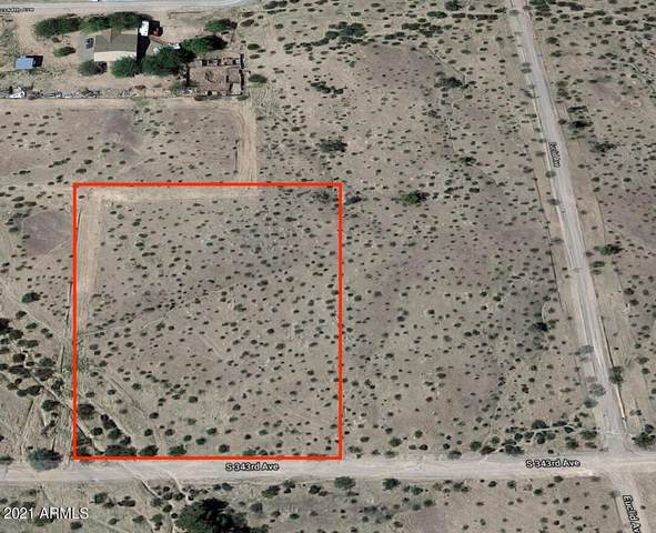 - S 343rd Avenue, Tonopah, AZ 85354 (MLS #6269011) :: Yost Realty Group at RE/MAX Casa Grande