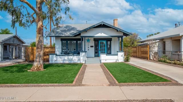 1109 N 10TH Street, Phoenix, AZ 85006 (MLS #6269013) :: Yost Realty Group at RE/MAX Casa Grande