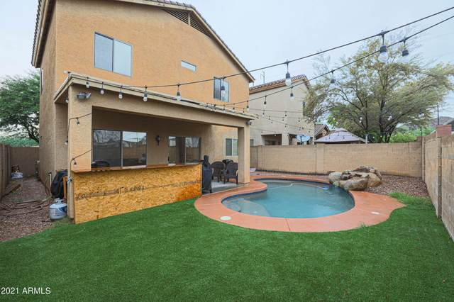 18519 N 20Th Place, Phoenix, AZ 85022 (MLS #6269025) :: Yost Realty Group at RE/MAX Casa Grande