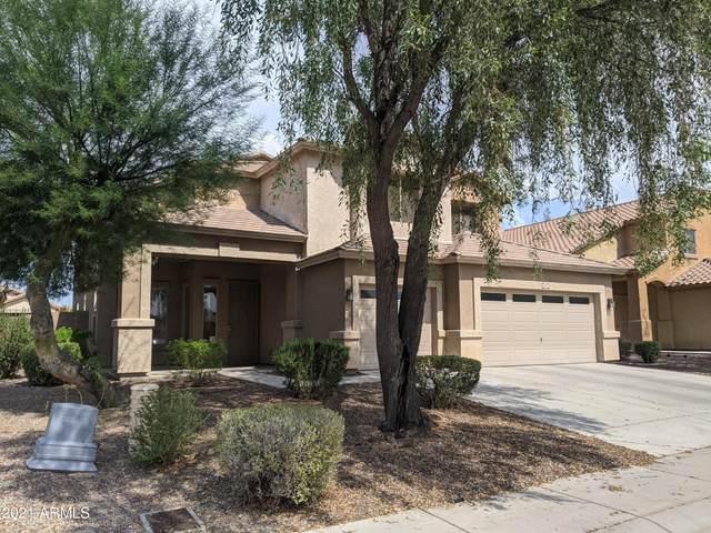 7407 S 45TH Avenue, Laveen, AZ 85339 (MLS #6269028) :: Yost Realty Group at RE/MAX Casa Grande