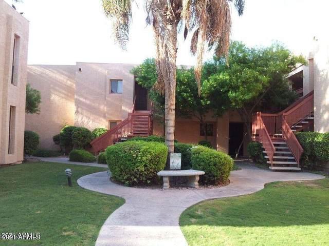 3131 W Cochise Drive #151, Phoenix, AZ 85051 (MLS #6269032) :: Service First Realty
