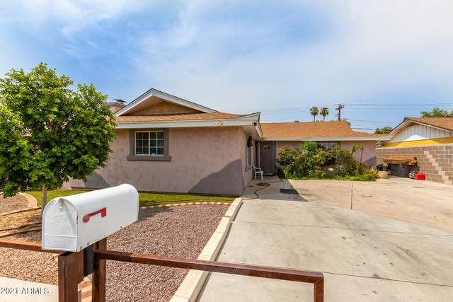 4612 W Keim Drive, Glendale, AZ 85301 (MLS #6269038) :: Yost Realty Group at RE/MAX Casa Grande