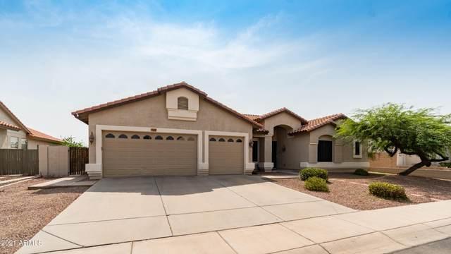 15225 N 77TH Drive, Peoria, AZ 85381 (MLS #6269044) :: Howe Realty
