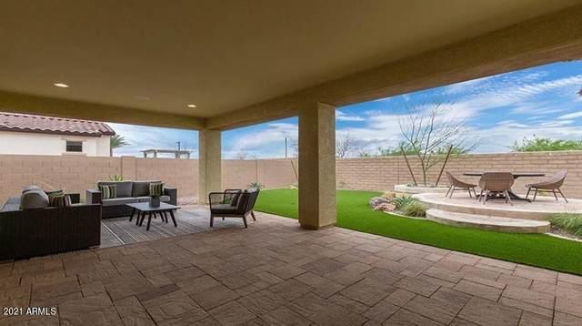 10351 E Tupelo Avenue, Mesa, AZ 85212 (MLS #6269048) :: The Daniel Montez Real Estate Group