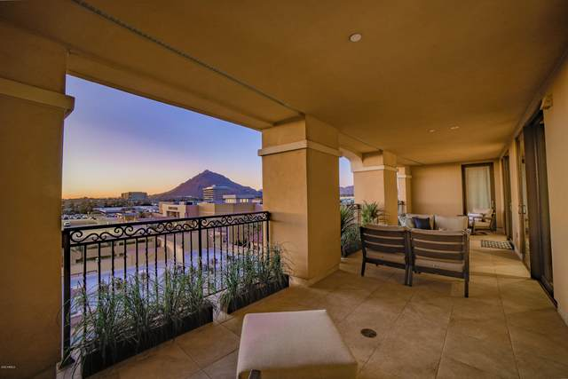 7175 E Camelback Road #802, Scottsdale, AZ 85251 (MLS #6269049) :: Howe Realty