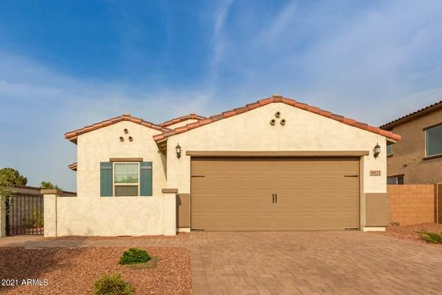 3821 S 181ST Lane, Goodyear, AZ 85338 (MLS #6269050) :: Devor Real Estate Associates