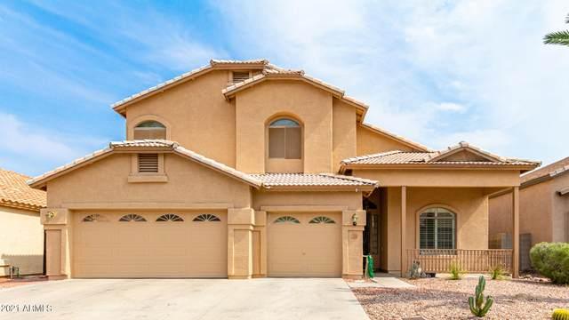 814 W Allen Street, Phoenix, AZ 85041 (MLS #6269061) :: The Garcia Group