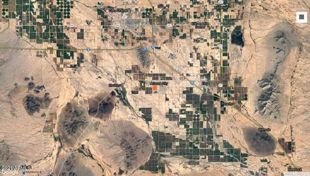 14554 S Amado Boulevard, Arizona City, AZ 85123 (#6269063) :: Luxury Group - Realty Executives Arizona Properties