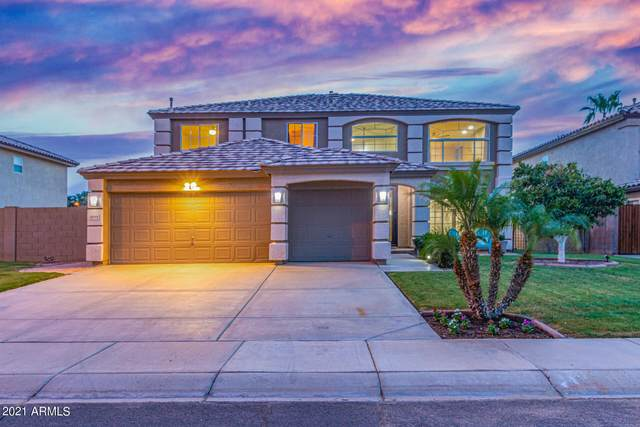 3775 E Indigo Bay Court, Gilbert, AZ 85234 (MLS #6269070) :: Openshaw Real Estate Group in partnership with The Jesse Herfel Real Estate Group