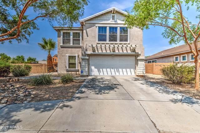 7110 N 72ND Avenue, Glendale, AZ 85303 (MLS #6269079) :: Howe Realty