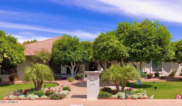 3202 E Enrose Street, Mesa, AZ 85213 (MLS #6269081) :: The Garcia Group